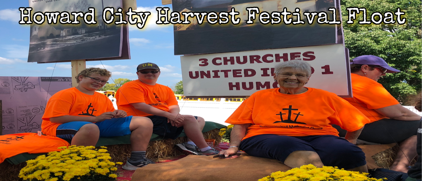 HC Harvest Festival Float